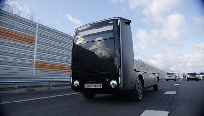EvoCargo EVO-1 Электрический автономный грузовик