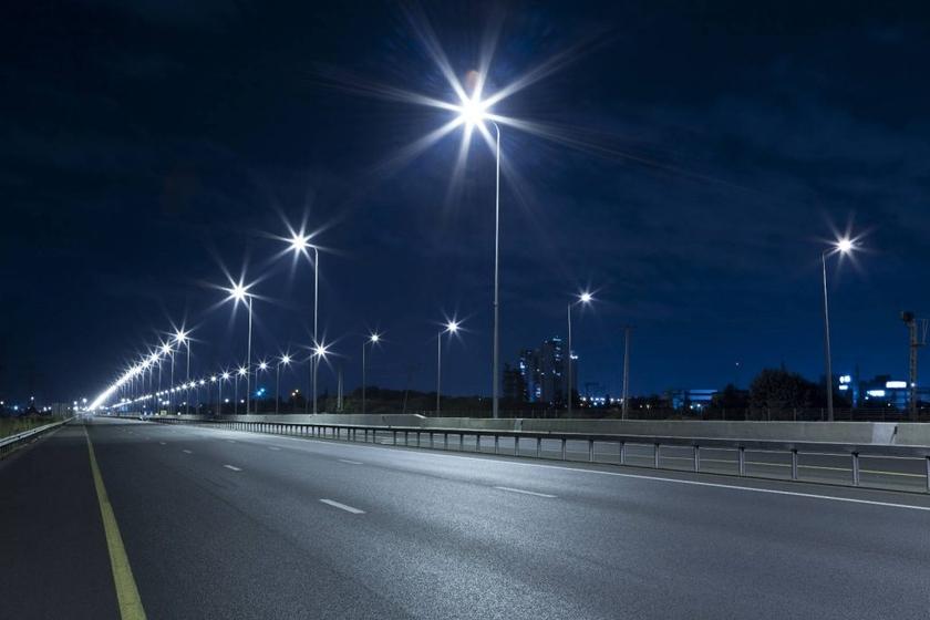 светодиодные светильники уличного освещения купить