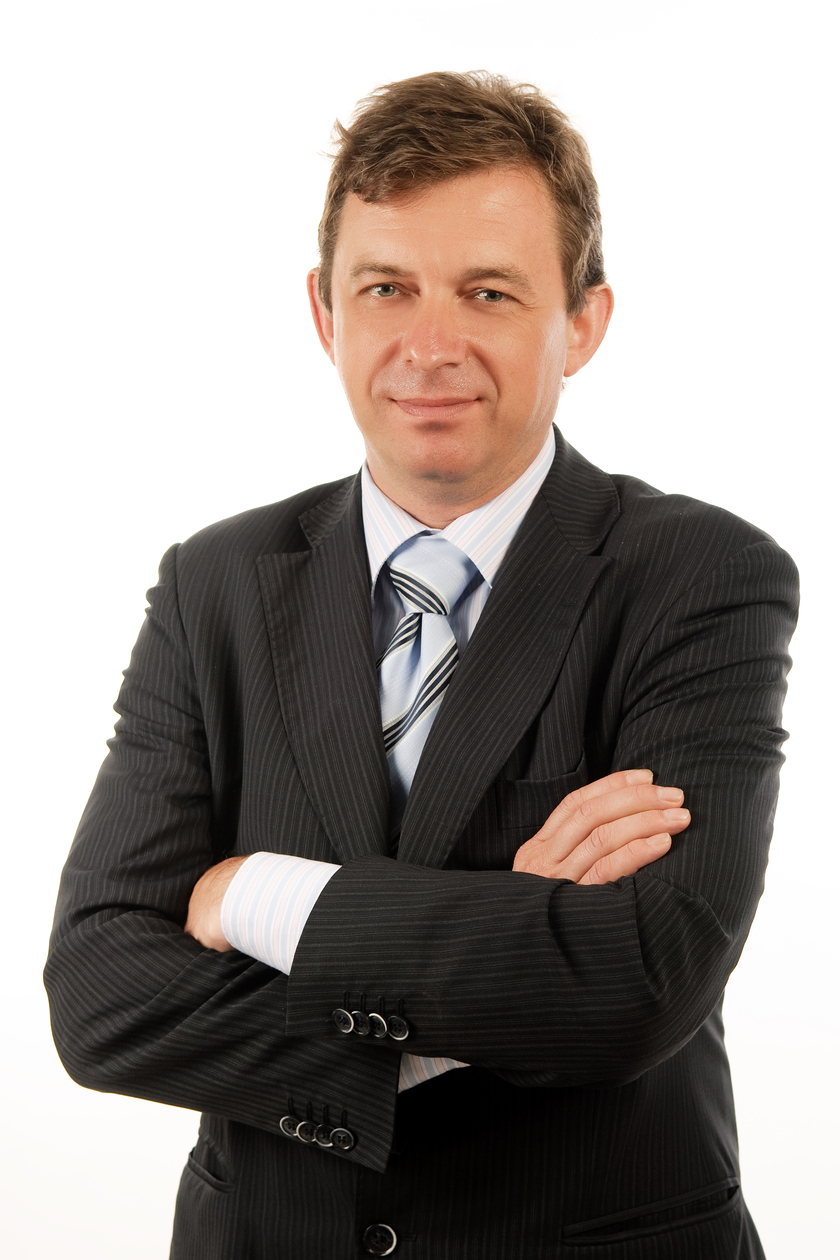 Президент компании «ДоксВижн» Владимир Андреев