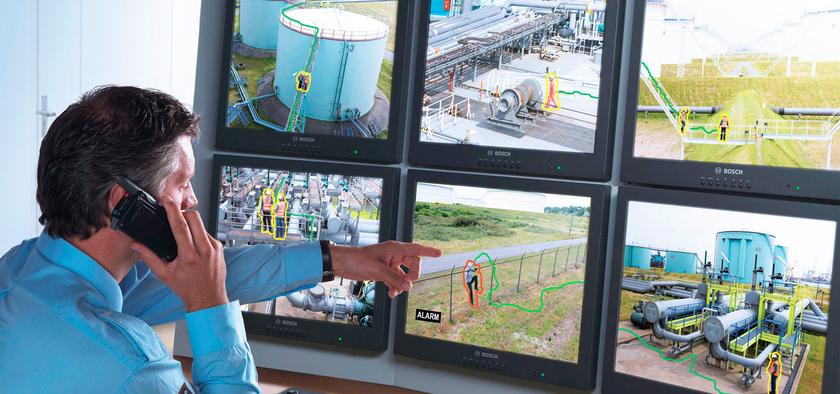 «Крок» представил решение по видеоаналитике для охраны труда и промышленной безопасности.
